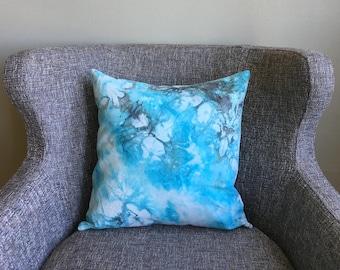 Sky Blue Fantasy Pillow