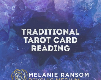 Traditional Tarot Card Reading