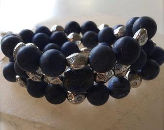 Empress Infinity Bracelet | Denim Collection