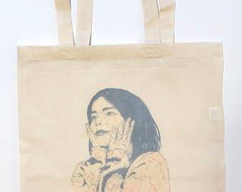 Björk Tote Bag