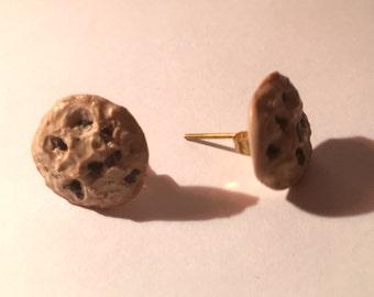 Cookie earrings biscuits of earrings