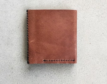 Men's Wallet - Tan - Kangaroo Leather