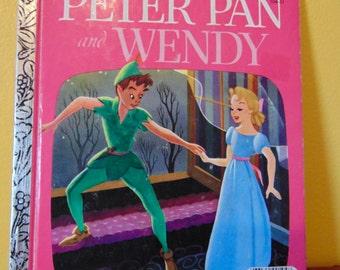 Peter Pan and Wendy Book    Walt Disney
