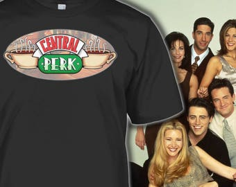 Friends TV Show Shirt - Friends TV Show Hoodie - Friends TV Show Gift for fan - Funny Birthday Gift for fan - Sizes up to 5XL!