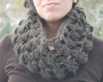 Bulky Casual Spring Cowl