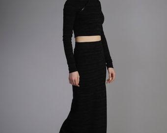 Sweater Skirt * Long Skirt * Maxi Skirt * Winter Skirt *