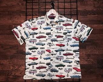 "Corvair ""Hawaiian Style"" Casual Shirt"