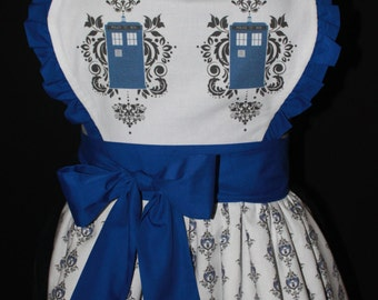 Doctor Who Apron