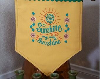 Sunshine Banner
