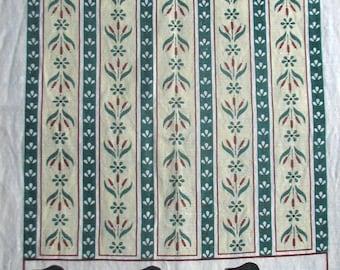 DUCK CATTAIL Linen Towel by Stevens Linen