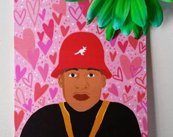 LL Cool J, I Need Love- Greeting Card