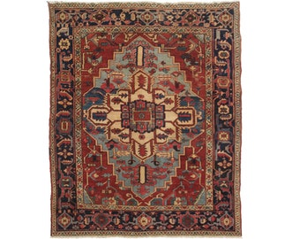 FREE SHIPPING - Antique Bakhshayesh Rug