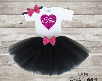 Girl 2nd Birthday Outfit, Girl Second birthday outfit, Second Birthday Outfit, 2 birthday outfit, 2nd birthday outfit, girl 2nd birthday
