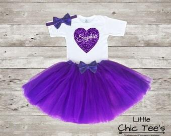 1st Birthday Purple Outfit, purple birthday outfit, purple baby outfit, purple toddler outfit, 1st birthday purple, 2nd birthday purple
