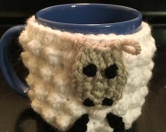 Sheep Mug Cozy