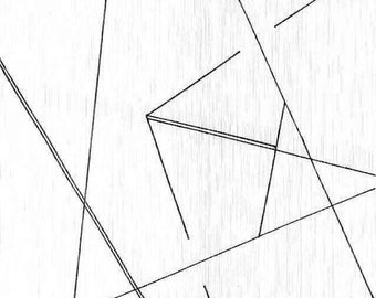 Lines and Shapes Illustration