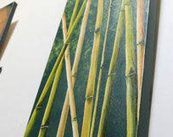 Bamboo - Original Painting