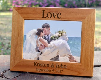 Wedding Anniversary Gift, Wedding Gifts for Couple, Wedding Gifts Personalized, Wedding Shower Gift, Wedding Frame, Wedding Gift,