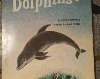 1966 Dolphins by Mickie Compere