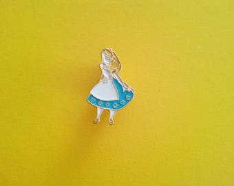 Pin's ALICE in the country of the wonders of Disney