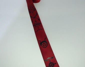 Fullmetal Alchemist Tie