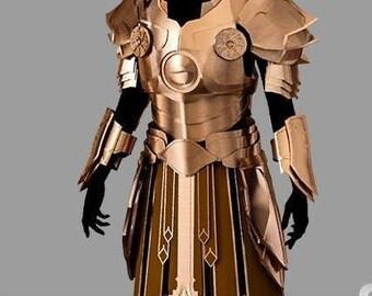 Imperius Armour Foam Pepakura File - Dialblo 3