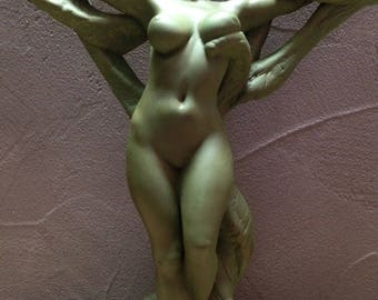 Delirious organic original sculpture