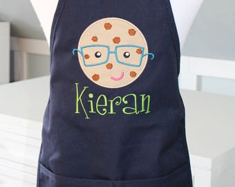 Kid's Apron with Smart Cookie