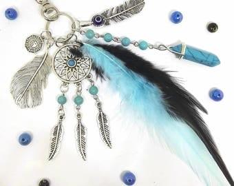 Keychain, bag jewelry