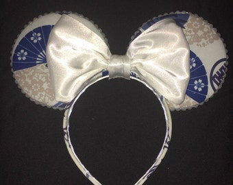 Asian Inspired Mouse Ears