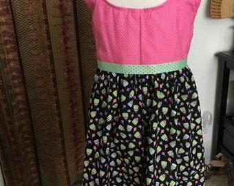 little girls spring dress