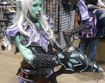 RESERVED FOR: Ali Wach I Troll Hunter Cosplay I World of Warcraft