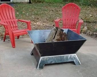 Aztec Style Fire Pit