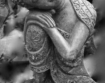 Sleeping Buddha greeting card