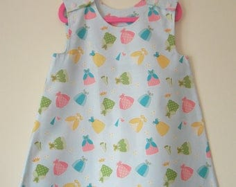 Handmade Girls Age 2-3 Years A-Line Dress ''Dresses''