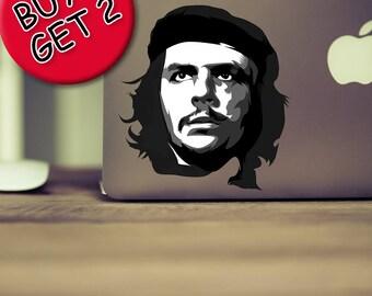 Ernesto Che Guevara MacBook Decal Sticker revolution che guevara poster cuba revolutionary che guevara art cheap t shirts
