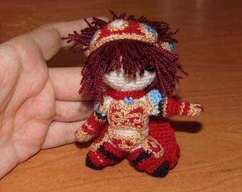 Crochet Alexstraza
