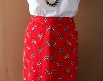 Skirt vintage 1980