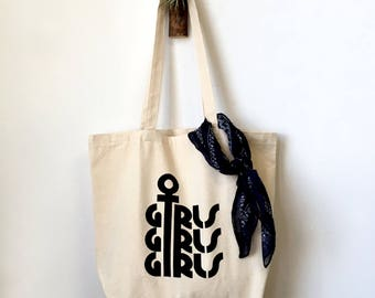 Girls Girls Girls Tote
