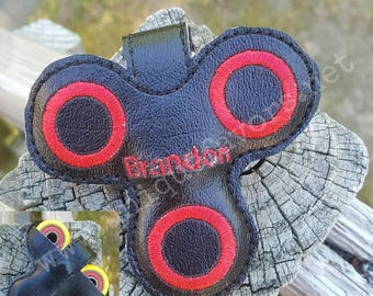 Spinner Case ~ Personalization Available Custom Spinner Carrying Case Many color combinations