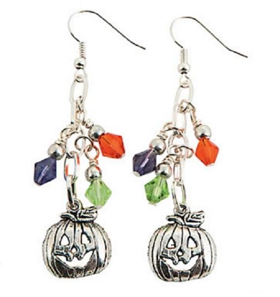 Halloween Dangle Earrings
