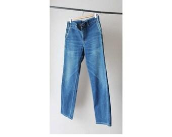 1970s Levi's Black Tab Distressed Jeans