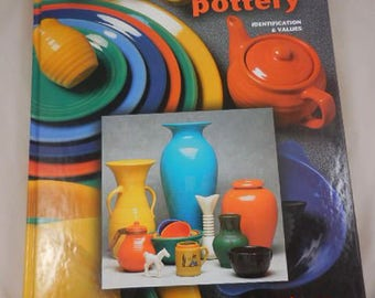 Bauer Pottery Identification Reference book