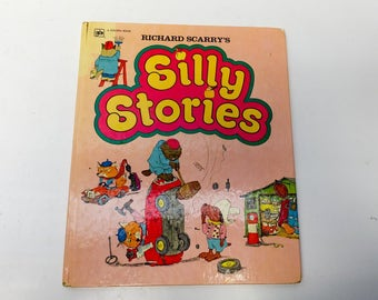 Richard Scarry's Silly Stories - 1973