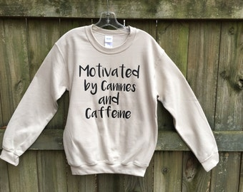 Dogs and coffee, gift mom, funny sweatshirts, Dog shirt, white shirt basic, dog lover gift, spring, cozy slouchy pullover, girlfriend gift