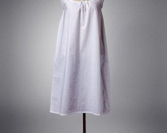 Regency Chemise Sleeveless or Short Sleeved Xs-Xxl