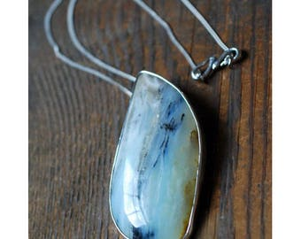 Sea Swept Statement Pendant