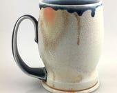 Soda Fired Porcelain Beer Stein