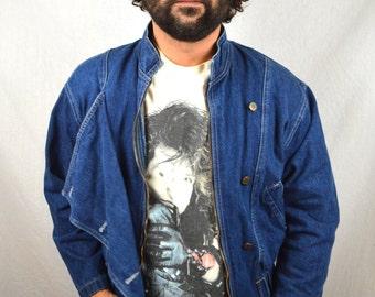 Wrangler Vintage Denim Jean Jacket Coat