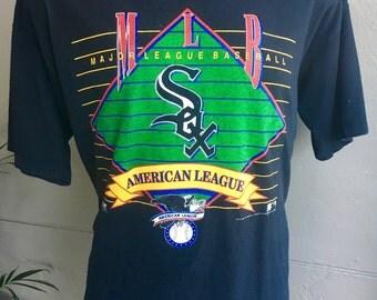 Chicago White Sox 1990s vintage t-shirt - size large